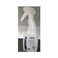 DESCOL 750ml *Desinfectante Hidroalcoholico* H.A.