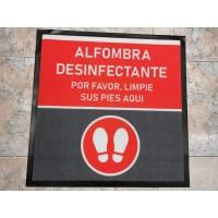 ALFOMBRA INDIVIDUAL EVA 60*60cm ZONA DESINFECCION 1u