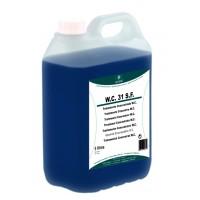 WC 31 S.F. 05l *Bactericida WC Quimico* 1u