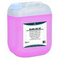 KLEN CB 20 20l *Detergente Liquido Textil*