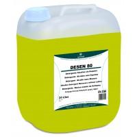 DESEN 80 24kg *Detergente Alcalino Sin Espuma*