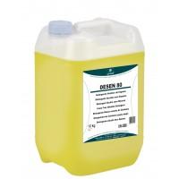 DESEN 80 12kg *Detergente Alcalino Sin Espuma*