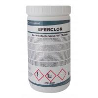 EFERCLOR 01kg *Desinfectante universal clorado 1u*