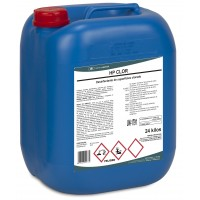 HP CLOR HA 24kg *Hipoclorito industria Alimentaria*
