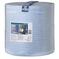 BOBINA IND TORK 3/C AZUL ULTRARRESISTENTE W1 255m*36,9cm 750ser 1u