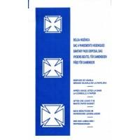 BOLSA LAVANDERIA 40*60 G-100 BLANCA - AZUL 1000u