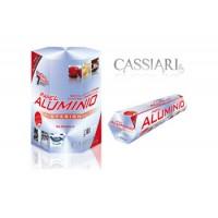 ALUMINIO INDUSTRIAL 40CM 3,30KG 14 MICRAS 1u