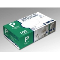 GUANTE LATEX T-P 100u *Con polvo* G-4,5